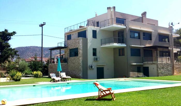 Недвижимость в остров Порто Рафти и цены на жилье