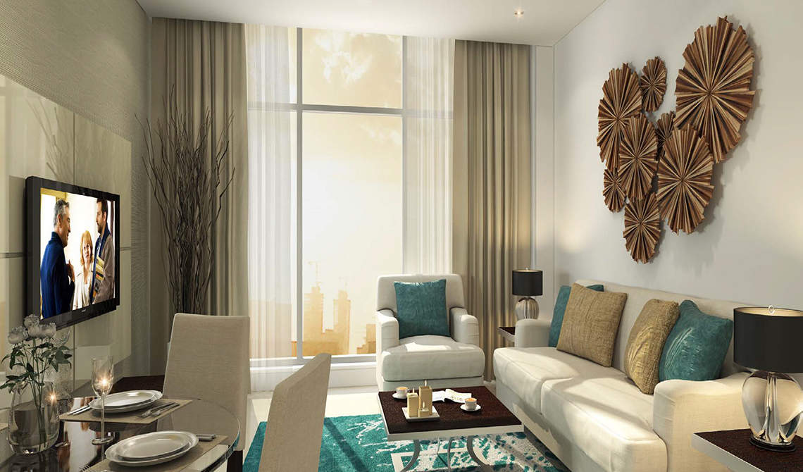 Apartments for sale in residence Bay's Edge in Business Bay, Dubai - 0