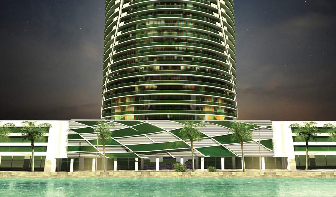 Apartments for sale in residence Bay's Edge in Business Bay, Dubai - 2