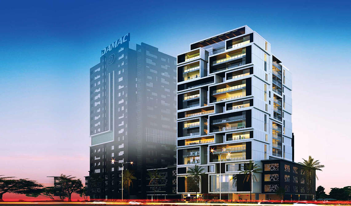 Apartments for sale in residence Capital Bay in Business Bay, Dubai - 0