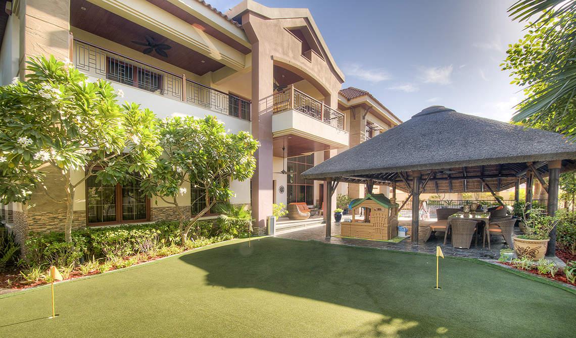 Private villa for sale in Jumeirah Islands, Dubai - 1
