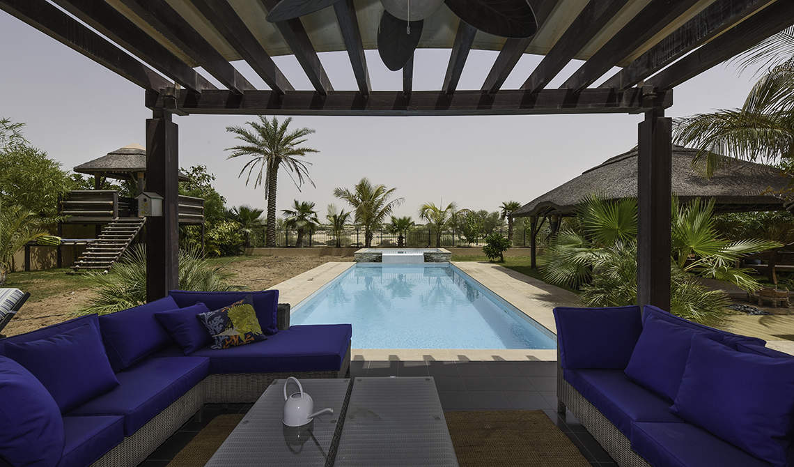 Detached villa for sale near golf course in Arabian Ranches, Dubai - 1