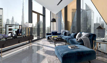 Appartementen voor verkoop in residence Marquise Square in Downtown Dubai
