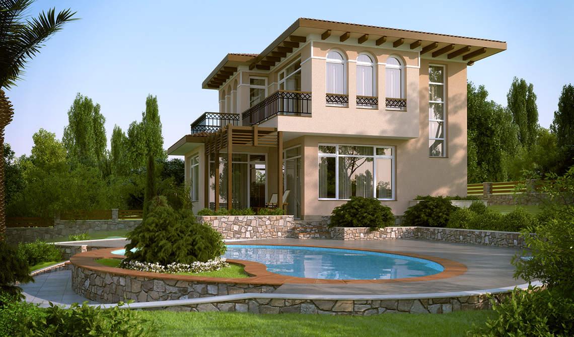 Купить дом на берегу моря в италии цена