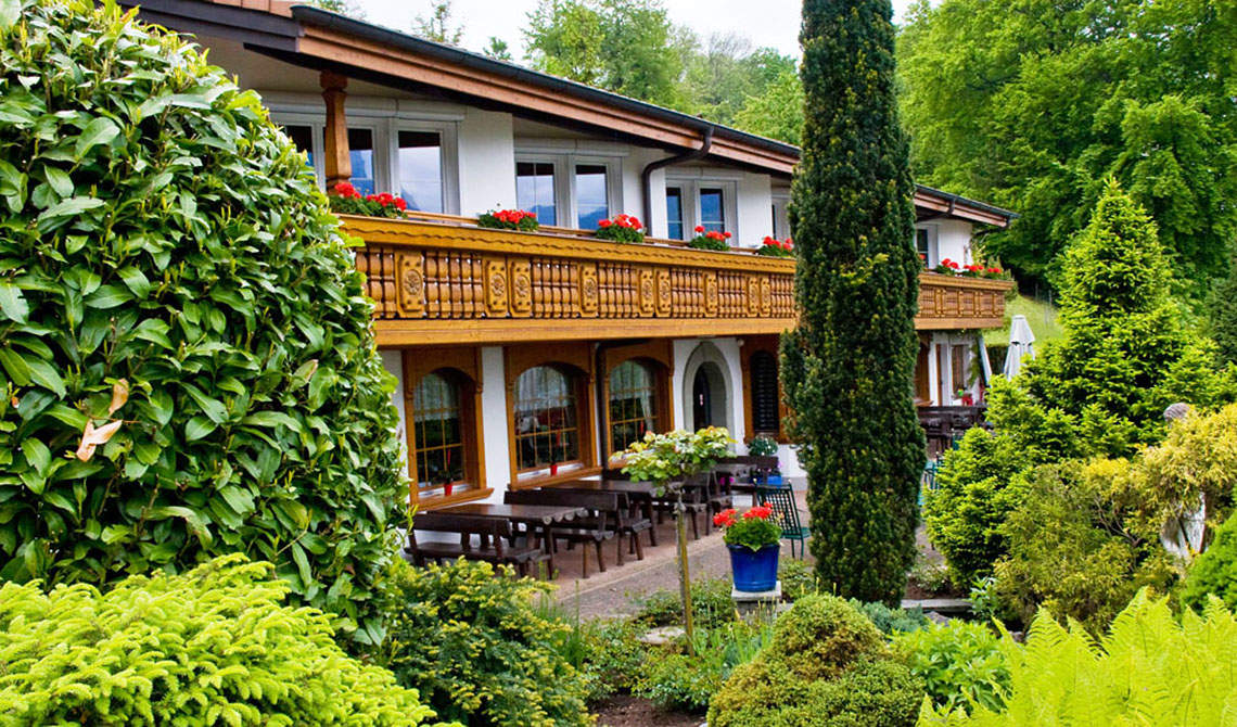 Hotel complex for sale at Lake Thun - 1