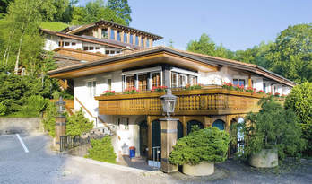 Hotel complex for sale at Lake Thun