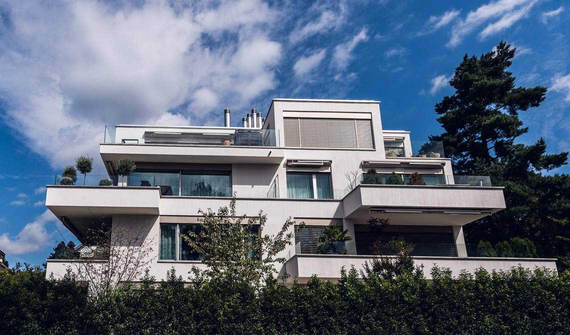 Penthouse for sale above Zurich overlooking the lake - 4