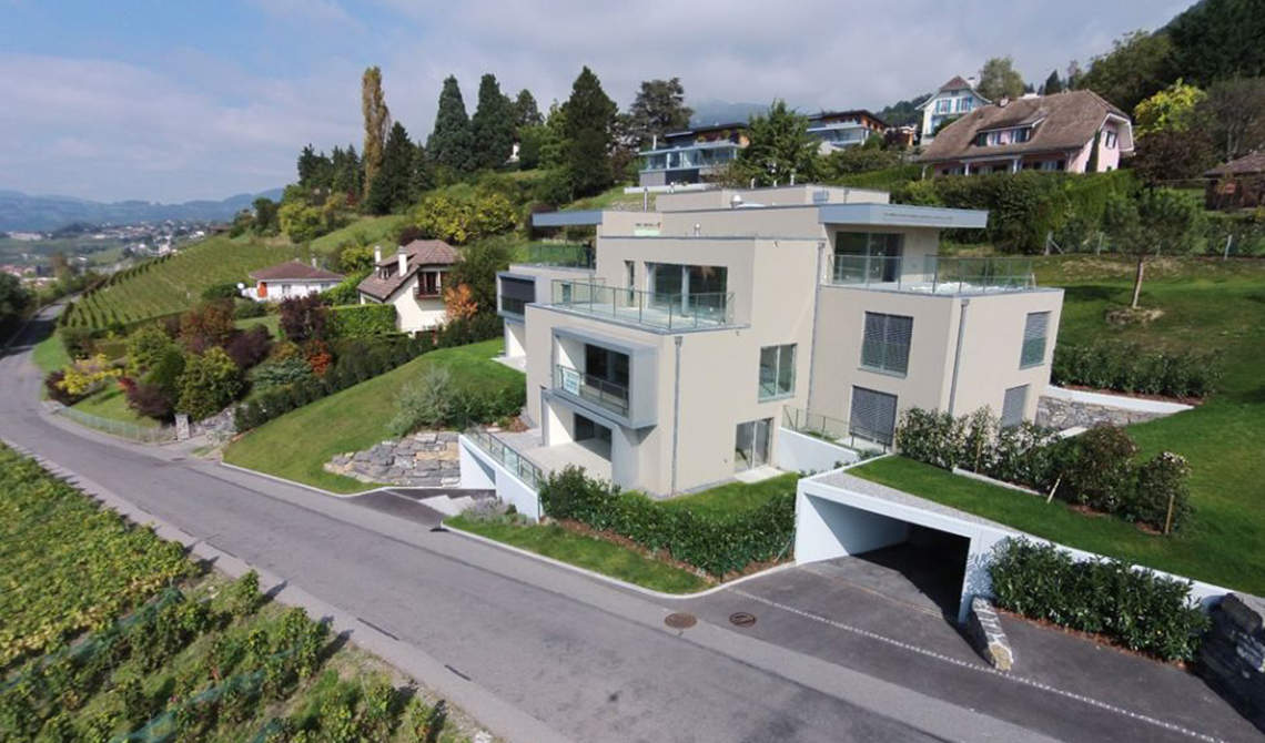 New apartment for sale in Montreux - 3