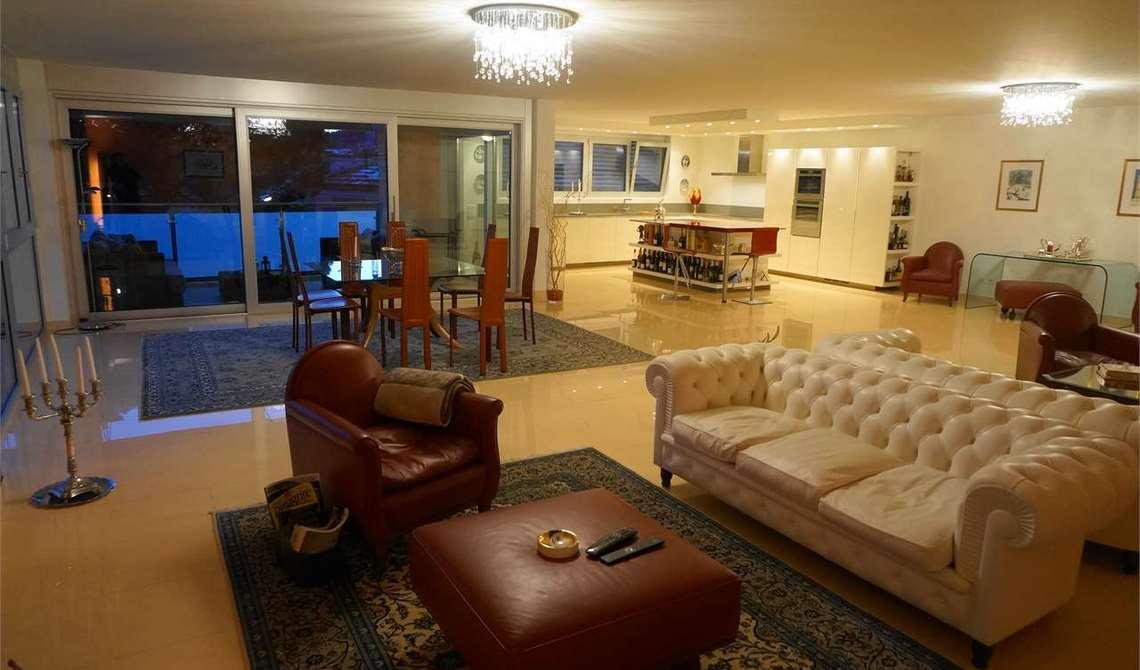 Apartment, rooms: 4, for sale, Massagno - 0