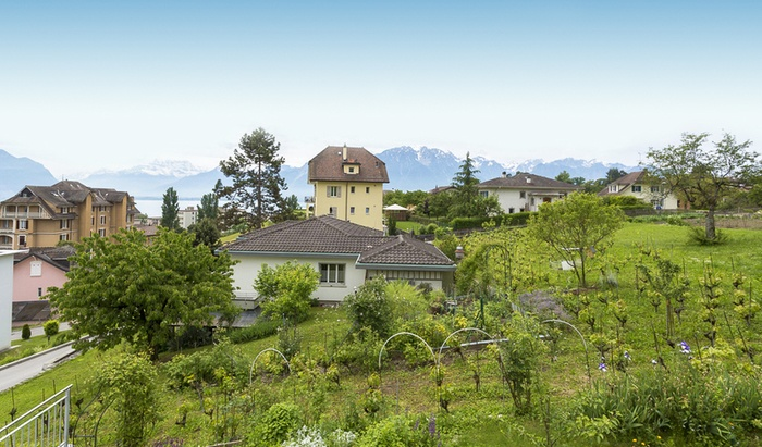 For sale, Montreux, house, rooms: 6 - 9