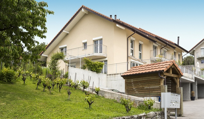 For sale, Montreux, house, rooms: 6 - 1