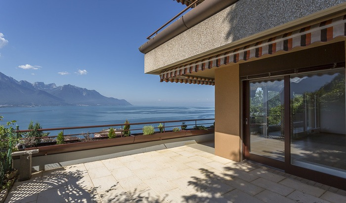 For sale, apartment, rooms: 4, Montreux - 7