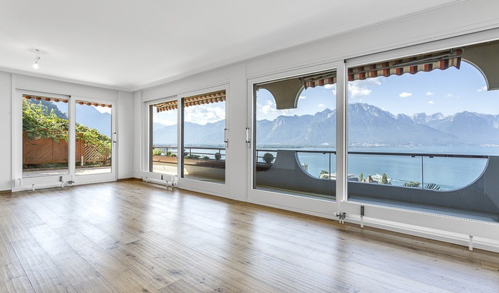 For sale, apartment, rooms: 4, Montreux - 5