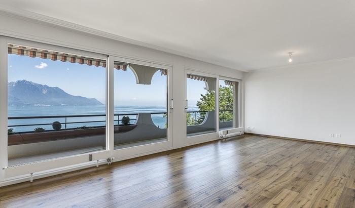 For sale, apartment, rooms: 4, Montreux - 0