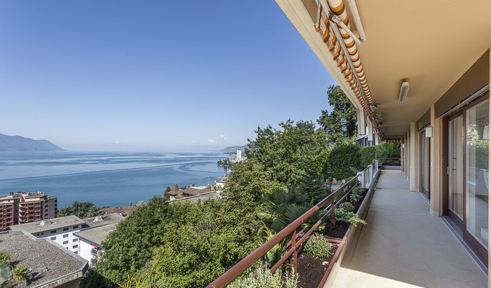 For sale, apartment, rooms: 4, Montreux - 1