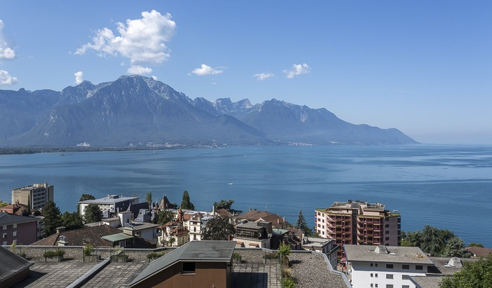 For sale, apartment, rooms: 4, Montreux - 6