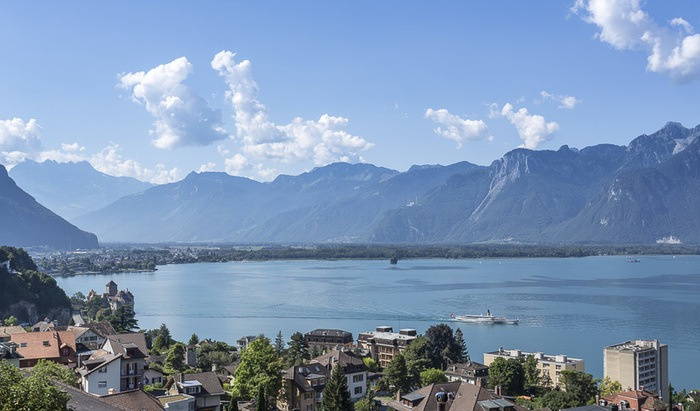 For sale, apartment, rooms: 4, Montreux - 2