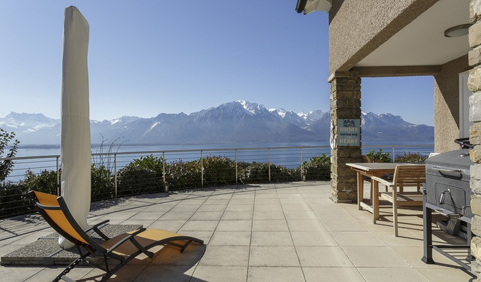 House, rooms: 4, Montreux, for sale - 1