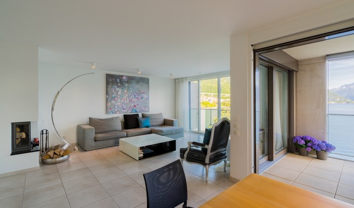 For sale, residence «Le National», Montreux, apartment, rooms: 3 - 5