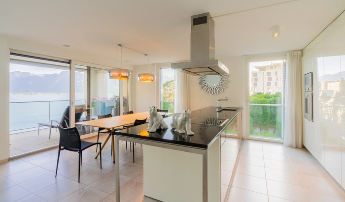 For sale, residence «Le National», Montreux, apartment, rooms: 3 - 2