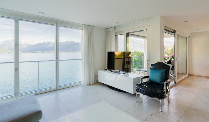 For sale, residence «Le National», Montreux, apartment, rooms: 3 - 6