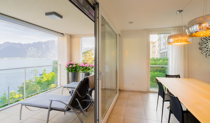 For sale, residence «Le National», Montreux, apartment, rooms: 3 - 7