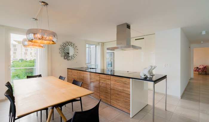 For sale, residence «Le National», Montreux, apartment, rooms: 3 - 3