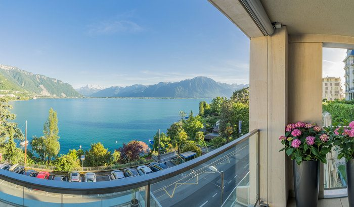 For sale, residence «Le National», Montreux, apartment, rooms: 3 - 0