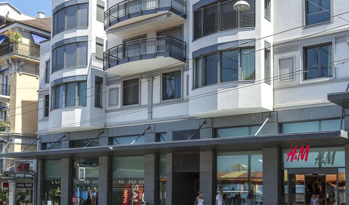 For sale, apartment, rooms: 3, Montreux - 6