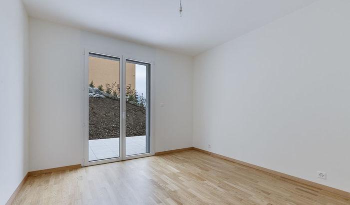 Clarens, apartments, rooms: 3–4, residence «Les Jardins du Lac», for sale - 5