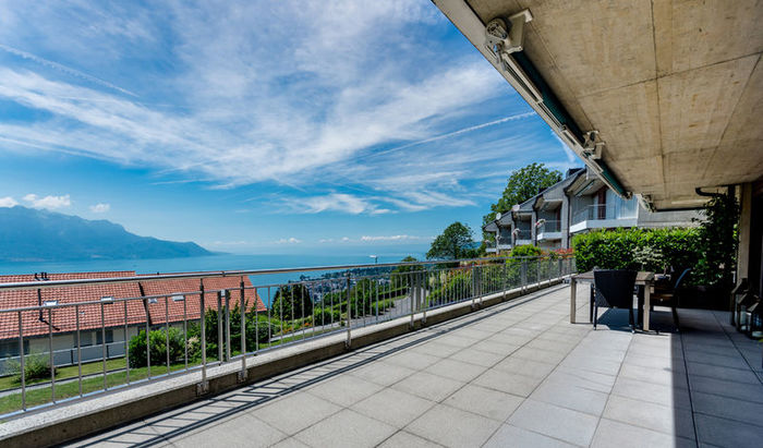 Apartment, rooms: 3, Montreux, for sale - 0