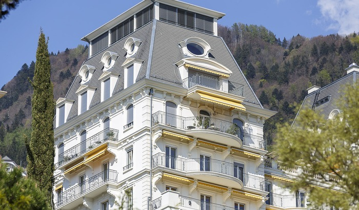 Montreux, three-level apartment, rooms: 6, for sale - 2