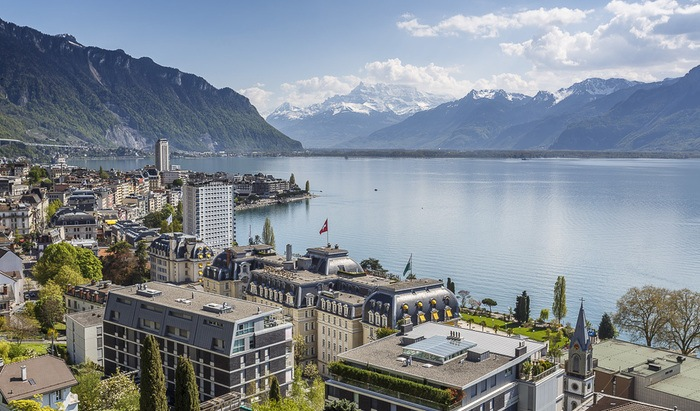 Montreux, three-level apartment, rooms: 6, for sale - 1