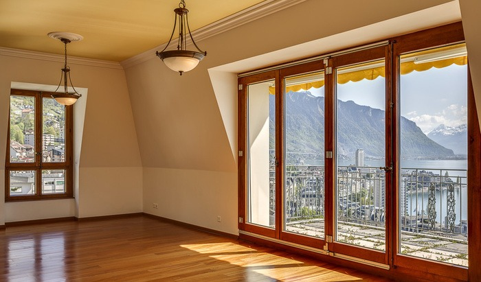 Montreux, three-level apartment, rooms: 6, for sale - 5