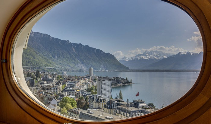 Montreux, three-level apartment, rooms: 6, for sale - 13