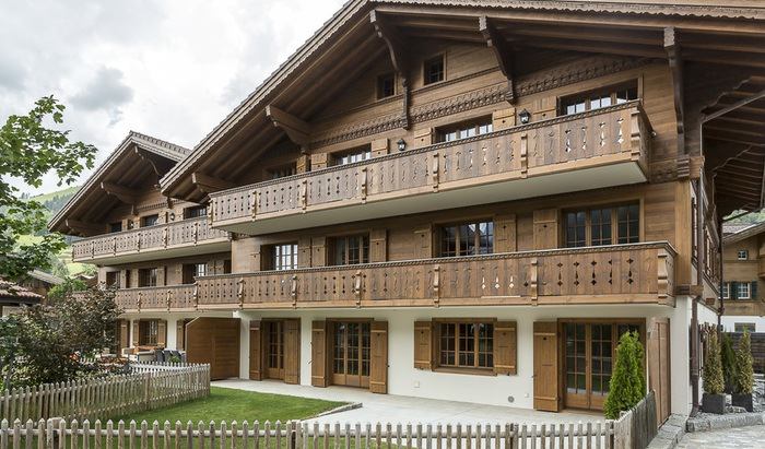 Saanen, apartment, rooms: 4, for sale - 6