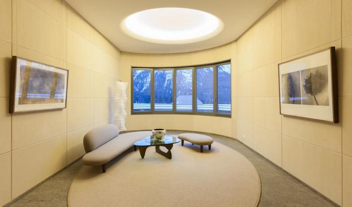 Miete: moderne Wohnung im Herzen von St.Moritz