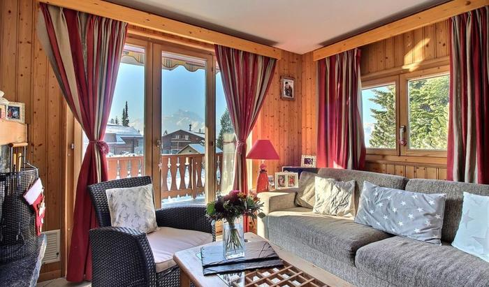 For sale, Ollon, Villars-sur-Ollon, apartment, rooms: 3 - 2