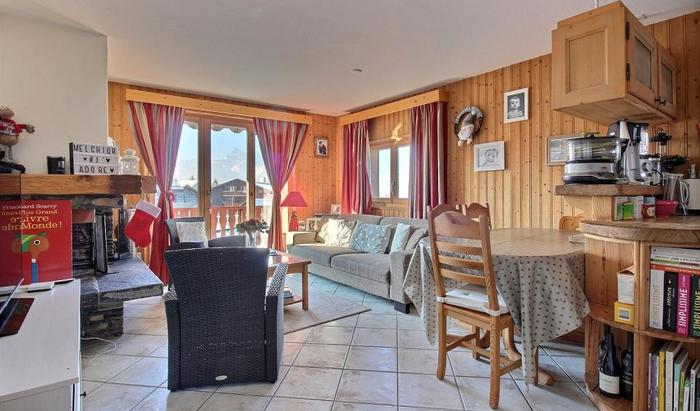 For sale, Ollon, Villars-sur-Ollon, apartment, rooms: 3 - 1