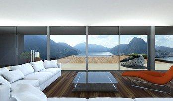 Lugano, lakótelep «Domus Solis», eladó, kétszintes bérlakások, szobák: 6 és több