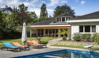 Chêne-Bougeries, ház, szobák: 8, eladó