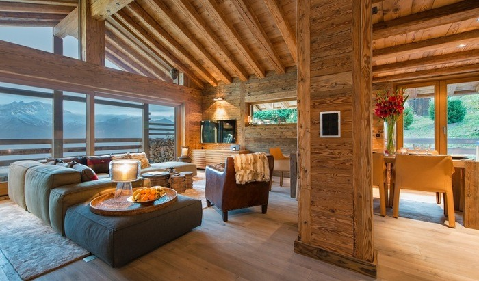 Bagnes, Verbier, for sale, chalet, rooms: 5 - 3