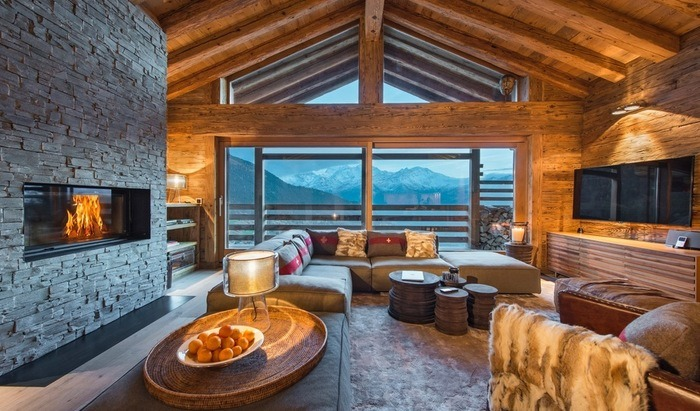 Bagnes, Verbier, for sale, chalet, rooms: 5 - 2