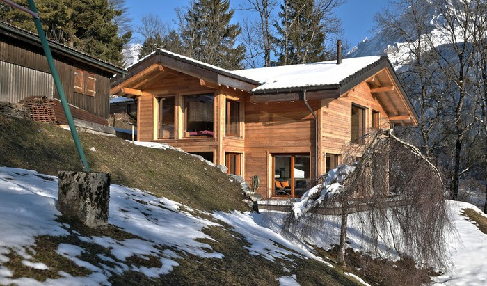For sale, Gryon, chalet, rooms: 5 - 7
