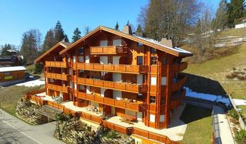 Apartment, rooms: 4, Ollon, Villars-sur-Ollon, for sale