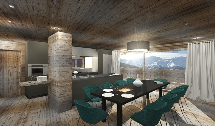 Bagnes, Verbier, chalet, rooms: 6, for sale - 5