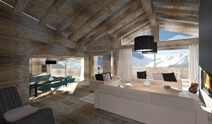 Bagnes, Verbier, chalet, rooms: 6, for sale - 3