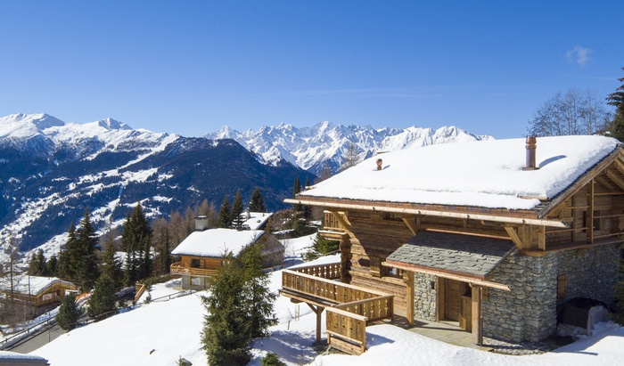 Bagnes, Verbier, chalet, rooms: 6, for sale - 1