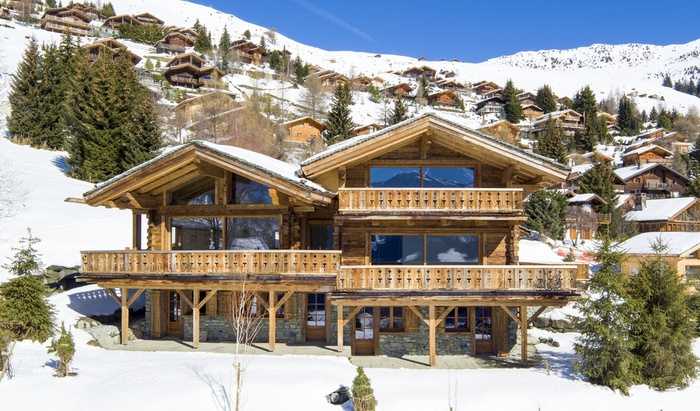 Bagnes, Verbier, chalet, rooms: 6, for sale - 0