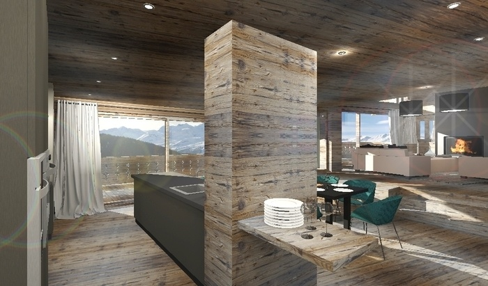 Bagnes, Verbier, chalet, rooms: 6, for sale - 4
